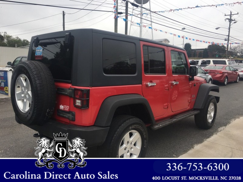 JEEP WRANGLER 2007 price $12,890