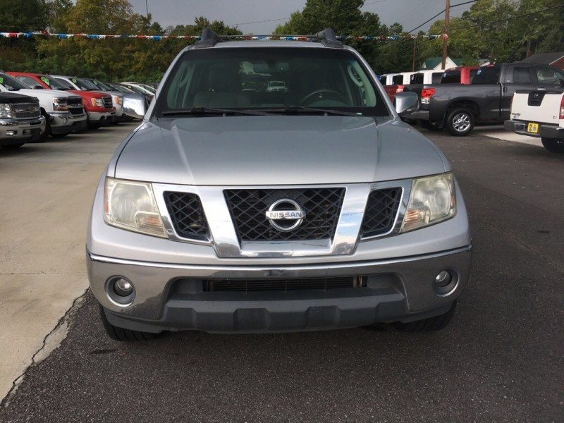 NISSAN FRONTIER 2010 price $10,200