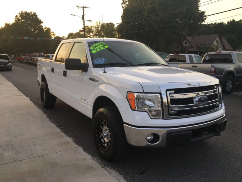 FORD F150 2013 price $19,400