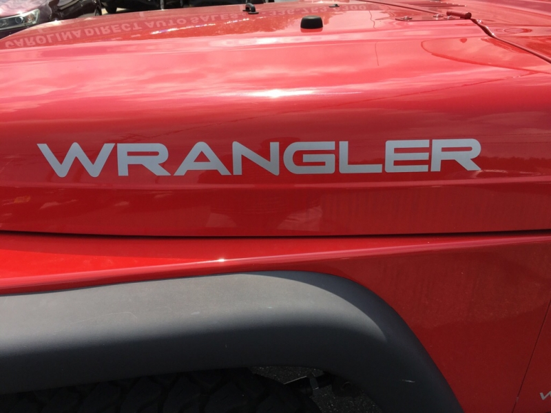 JEEP WRANGLER 2004 price $9,770