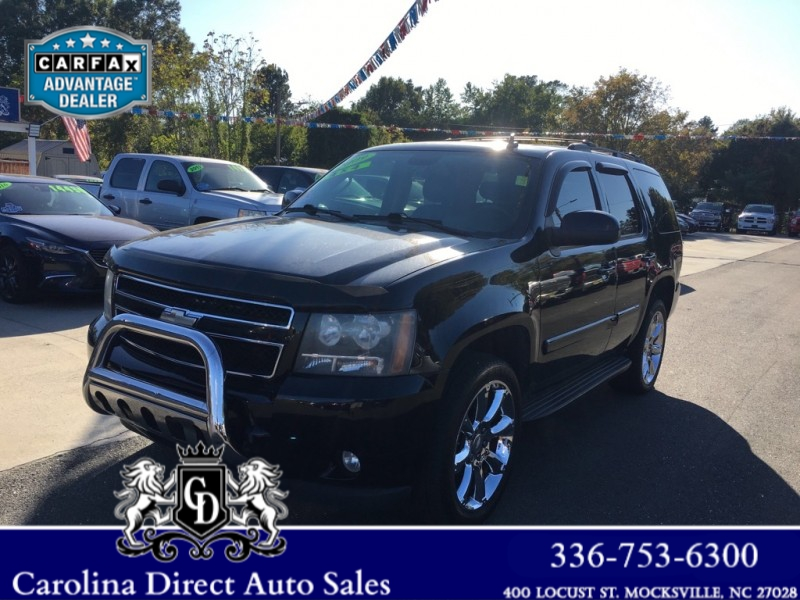 CHEVROLET TAHOE 2009 price $15,420