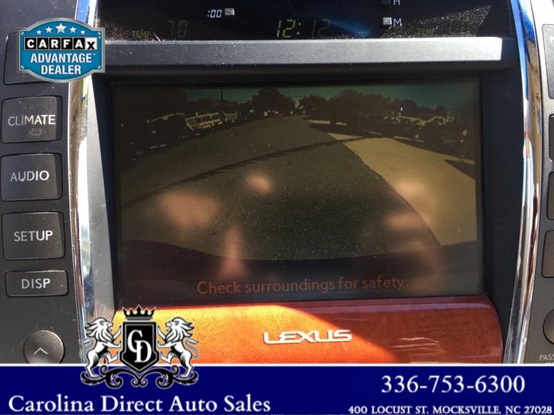 LEXUS ES 2010 price $11,750