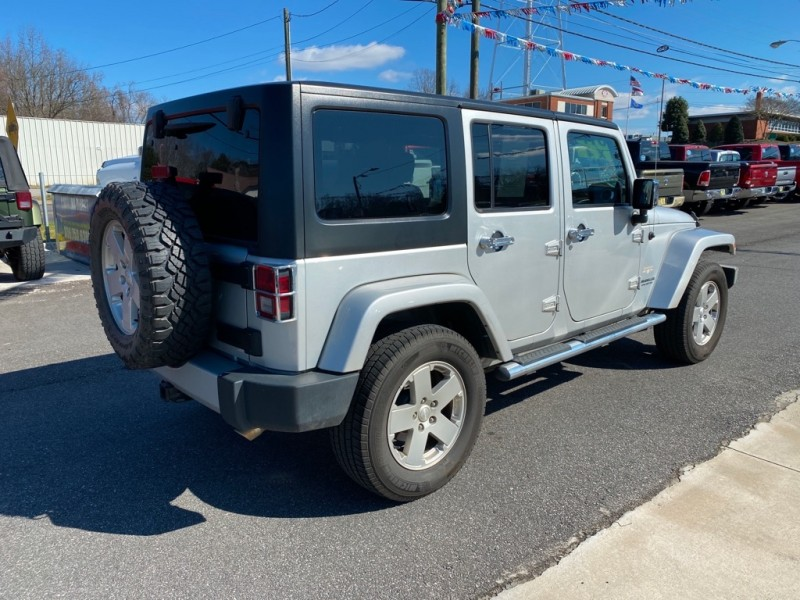 JEEP WRANGLER UNLIMI 2011 price $15,555