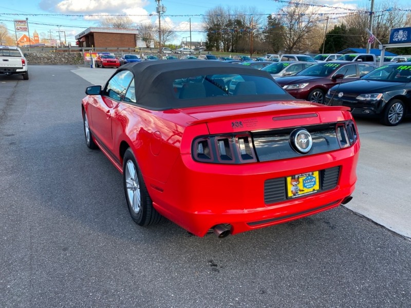 FORD MUSTANG 2013 price $11,799