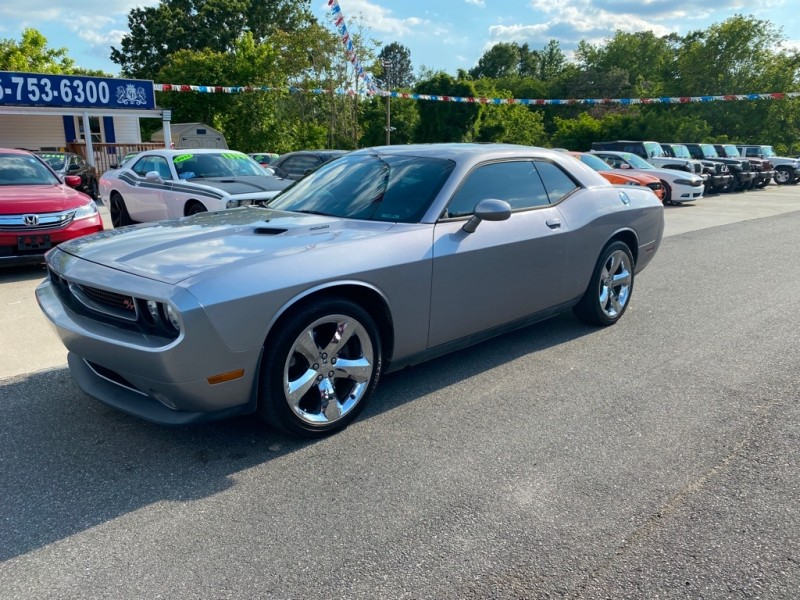DODGE CHALLENGER 2011 price $12,697
