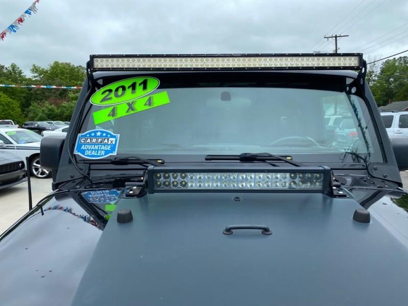 JEEP WRANGLER UNLIMI 2011 price $15,998