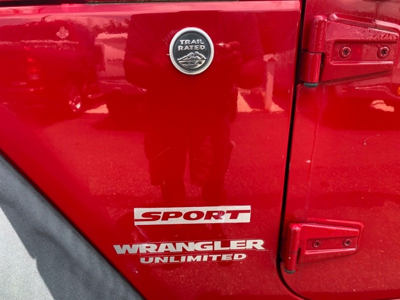 JEEP WRANGLER UNLIMI 2012 price $17,999