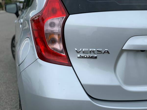Nissan Versa 2015 price $10,499