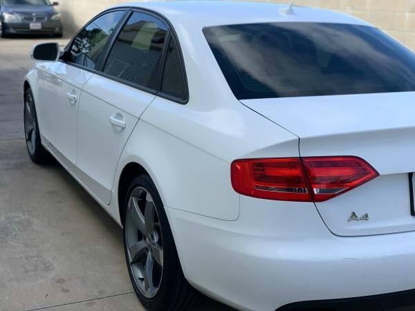 Audi A4 2012 price $10,999