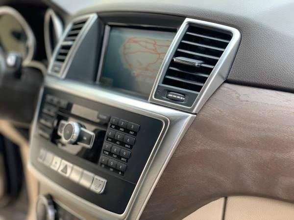 Mercedes-Benz M-Class 2015 price $21,999