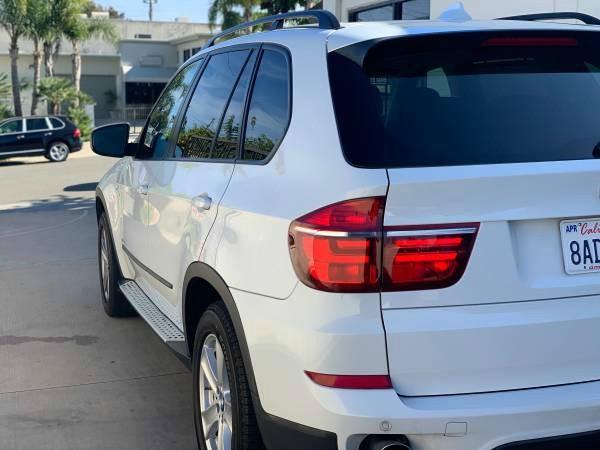 BMW X5 2012 price $14,499