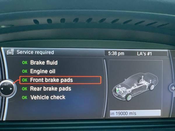 BMW 5-Series 2010 price $8,999