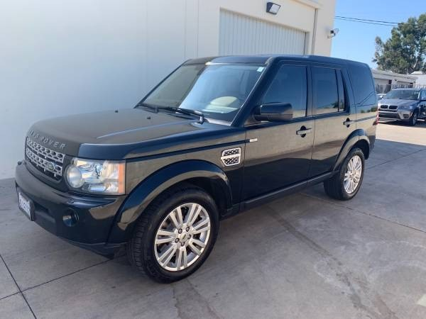 Land Rover LR4 2010 price $17,999