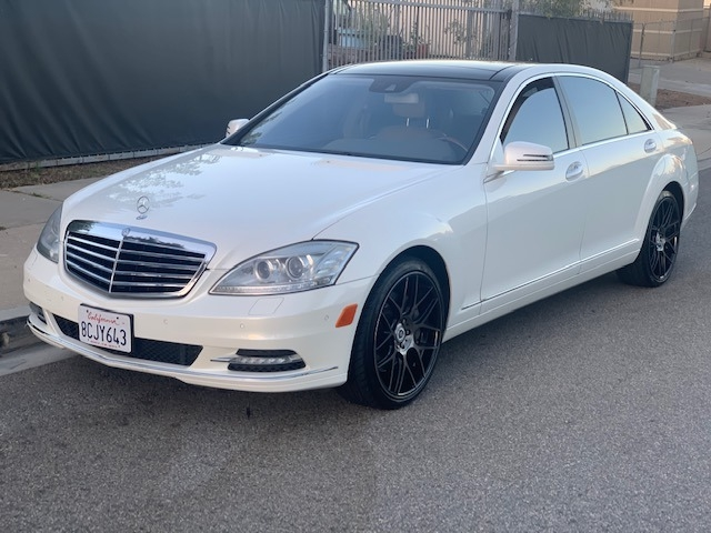 Mercedes-Benz S-Class 2011 price $17,499