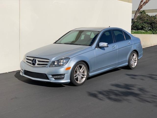 Mercedes-Benz C-Class 2013 price $9,999