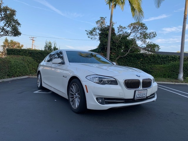 BMW 5-Series 2013 price $12,999