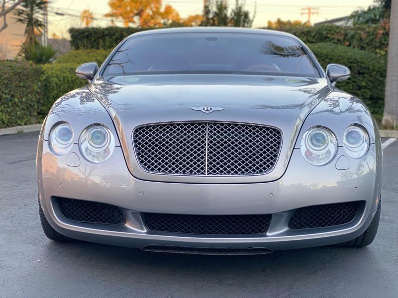 Bentley Continental GT 2005 price $41,999
