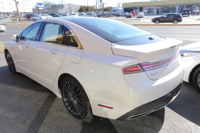 Lincoln MKZ 2017 price Call for price