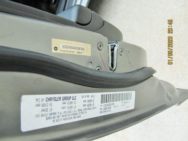 DODGE CALIBER 2012 price $5,400