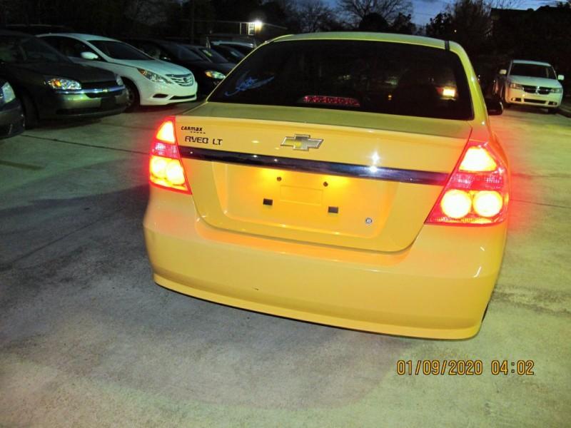 CHEVROLET AVEO 2011 price $3,900