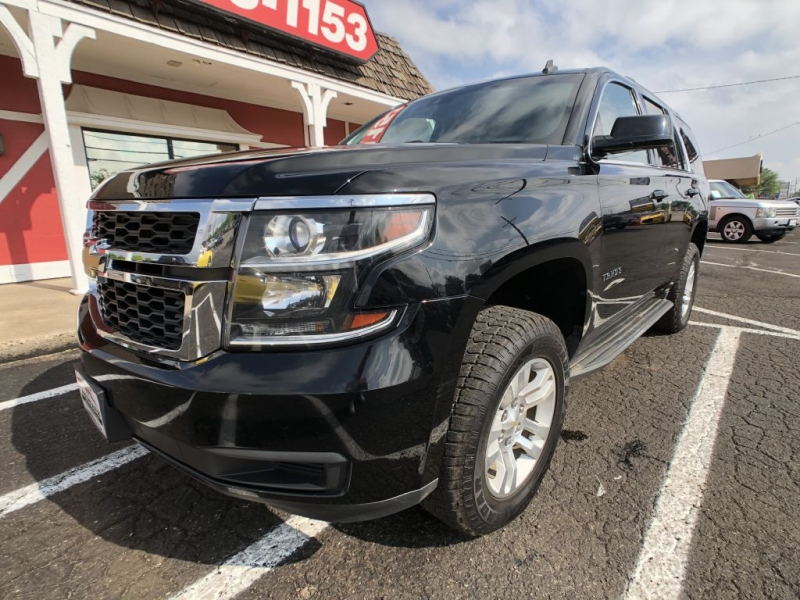 Chevrolet Tahoe 2015 price $28,995