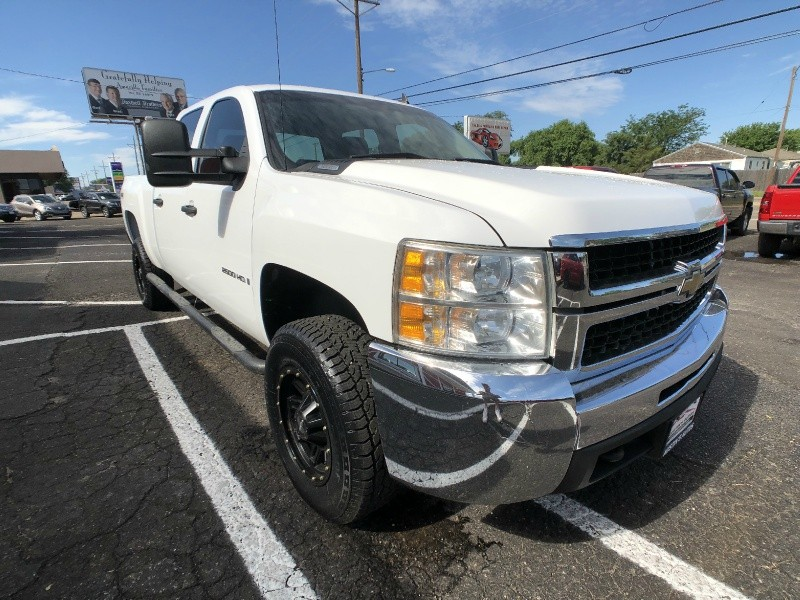 Chevrolet Silverado 2500HD 2009 price 13995
