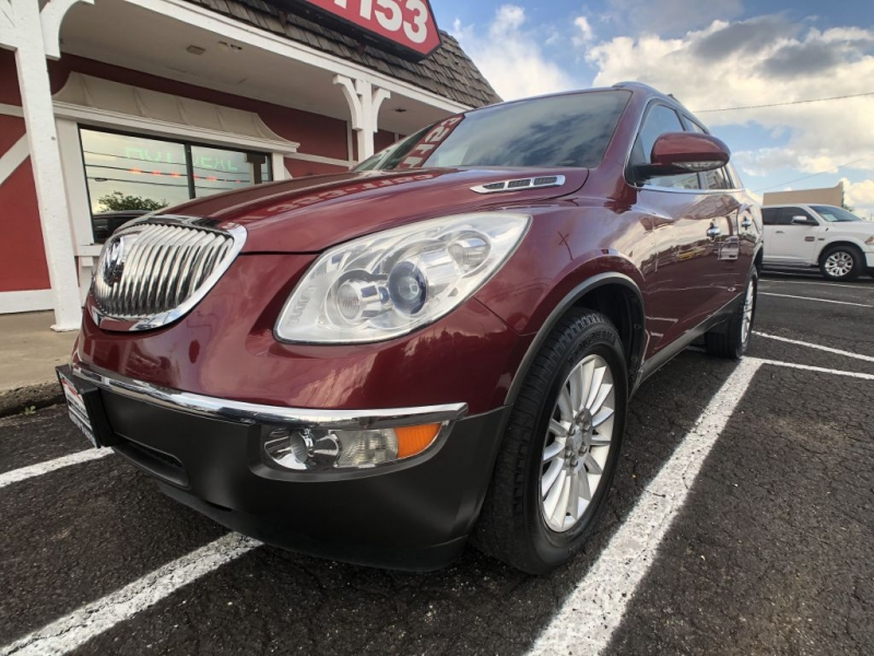 Buick Enclave 2010 price $9,995