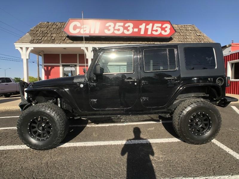 Jeep Wrangler 2007 price 16500