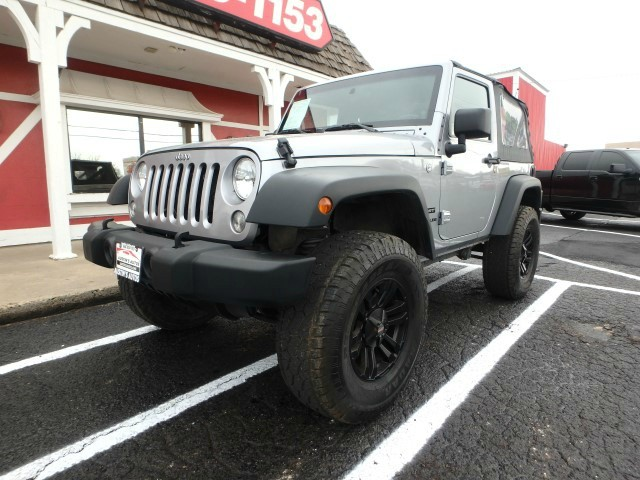 Jeep Wrangler 2014 price $19,995