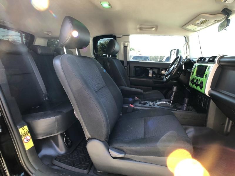 Toyota FJ Cruiser 2007 price 12995