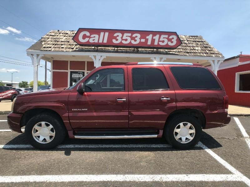 Cadillac Escalade 2002 price 4995