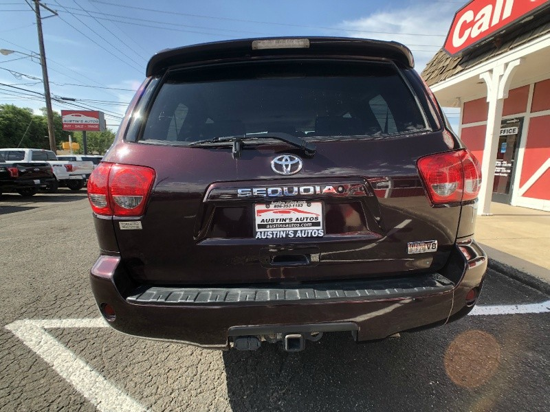 Toyota Sequoia 2014 price $17,995