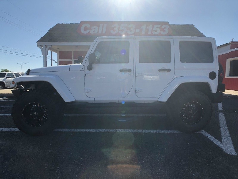 Jeep Wrangler Unlimited 2012 price $22,995