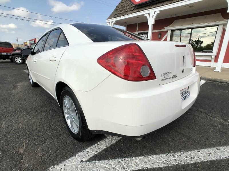Pontiac G6 2006 price $5,995