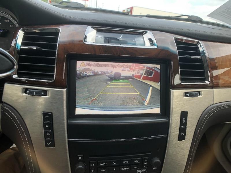 Cadillac Escalade ESV 2012 price $21,500