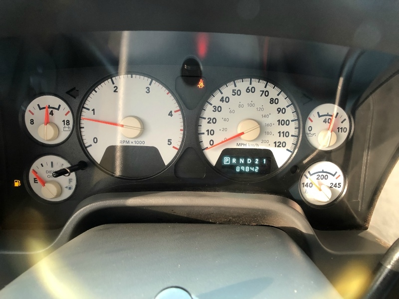 Dodge Ram 2500 2007 price $23,995
