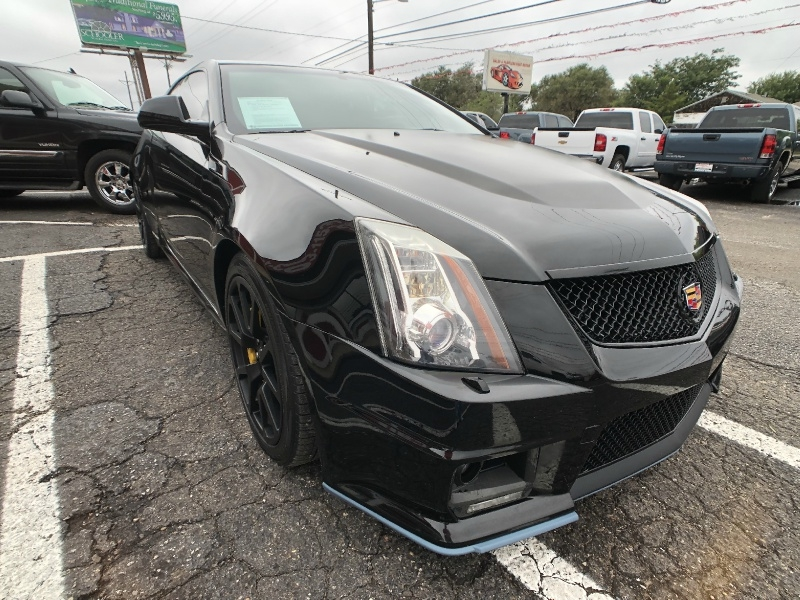Cadillac CTS-V Coupe 2011 price $27,995