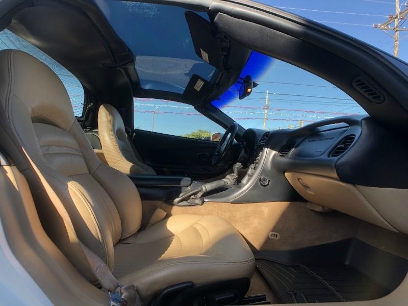 Chevrolet Corvette 2003 price $10,995