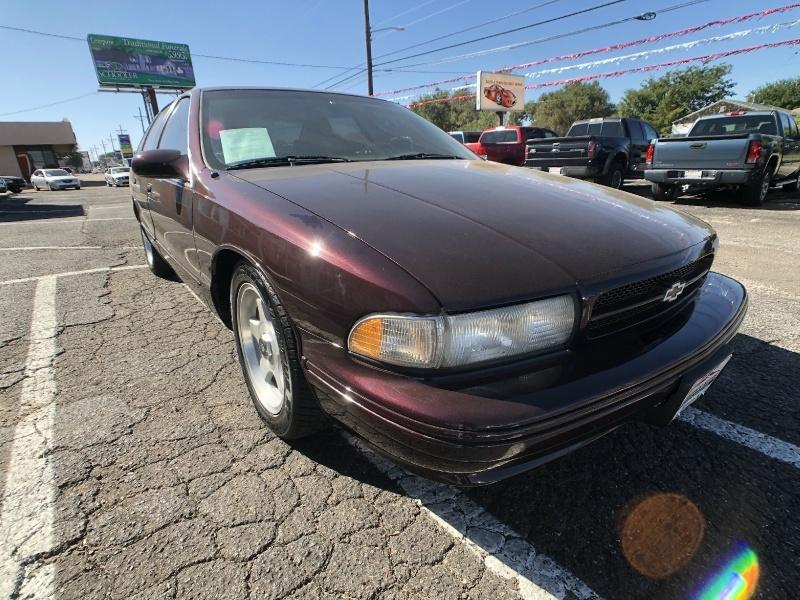 Chevrolet Caprice Classic/Impala SS 1995 price $9,995