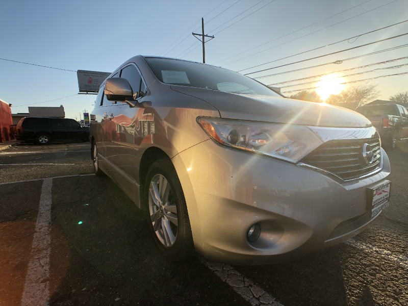 Nissan Quest 2012 price $9,995