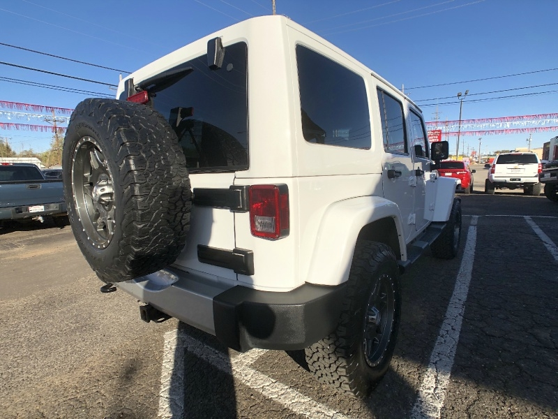 Jeep Wrangler Unlimited 2014 price $23,995
