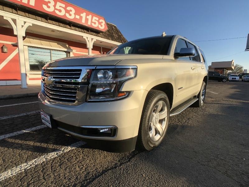 Chevrolet Tahoe 2016 price $33,995