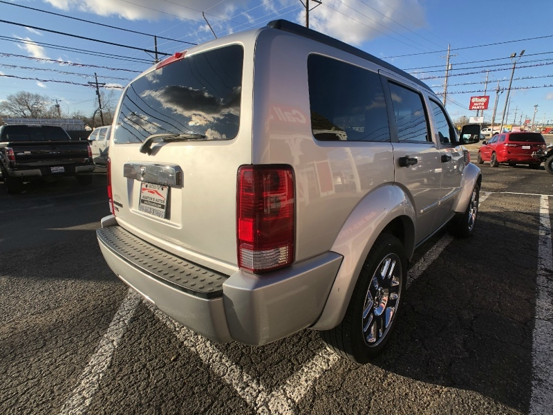Dodge Nitro 2007 price $5,995
