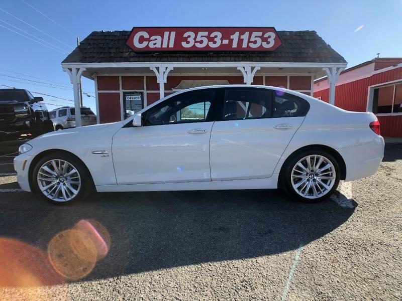 BMW 5-Series 2012 price $13,995