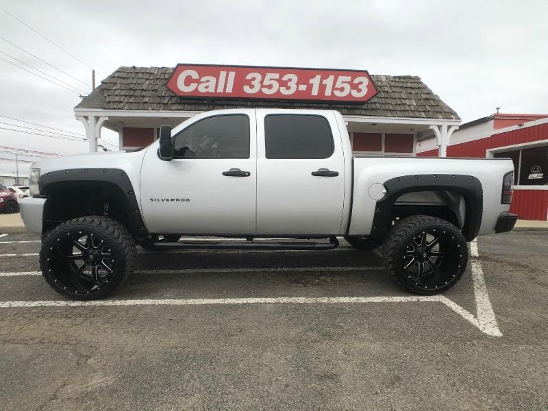 Chevrolet Silverado 1500 2012 price $19,995