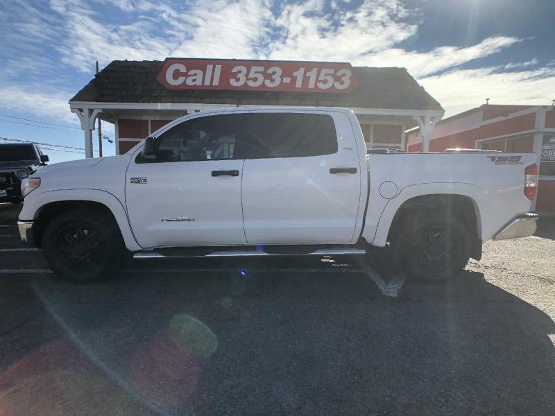 Toyota Tundra 4WD Truck 2014 price $14,995