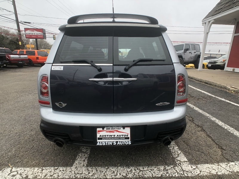 Mini Cooper Clubman 2014 price $12,995