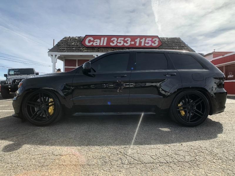 Jeep Grand Cherokee 2018 price $69,995