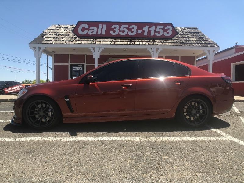Chevrolet SS 2015 price $31,995