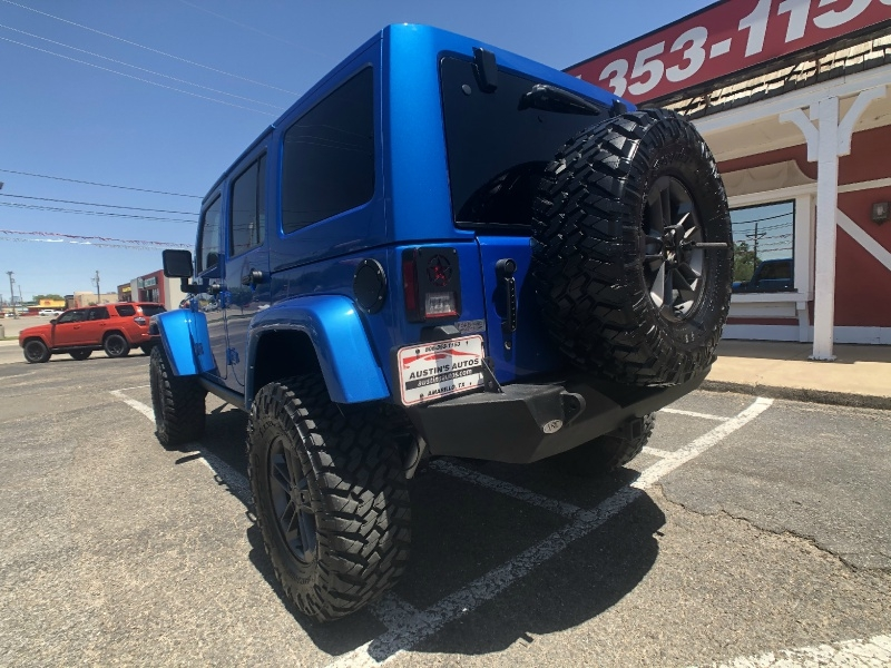 Jeep Wrangler Unlimited 2014 price $27,995